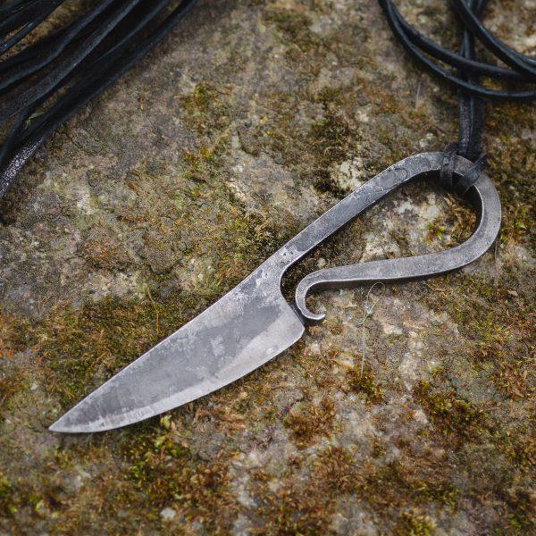 Amulet Knife Charm
