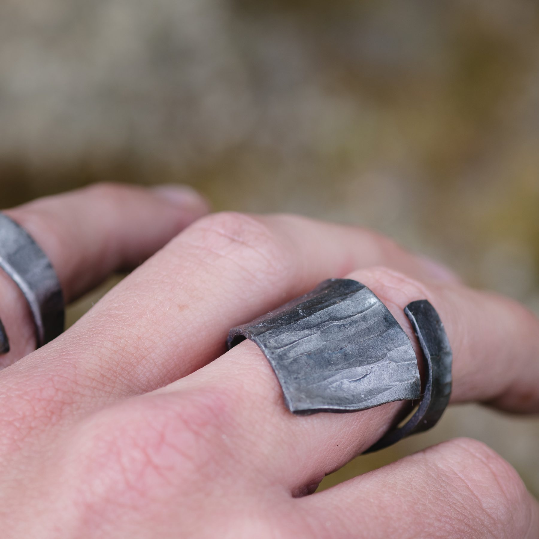 Steel Cut Ring