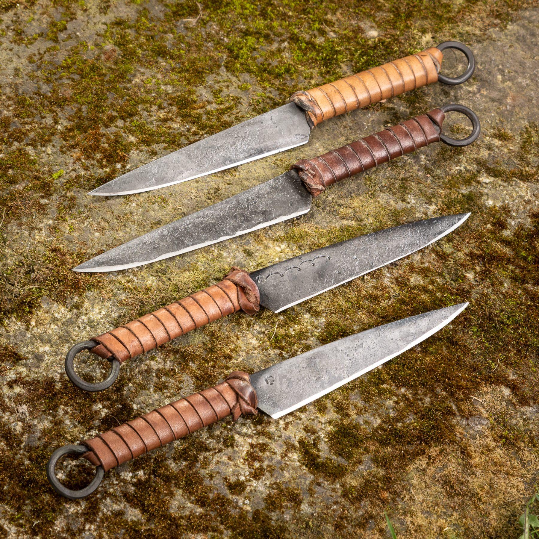 Large Blade Celtic Knife