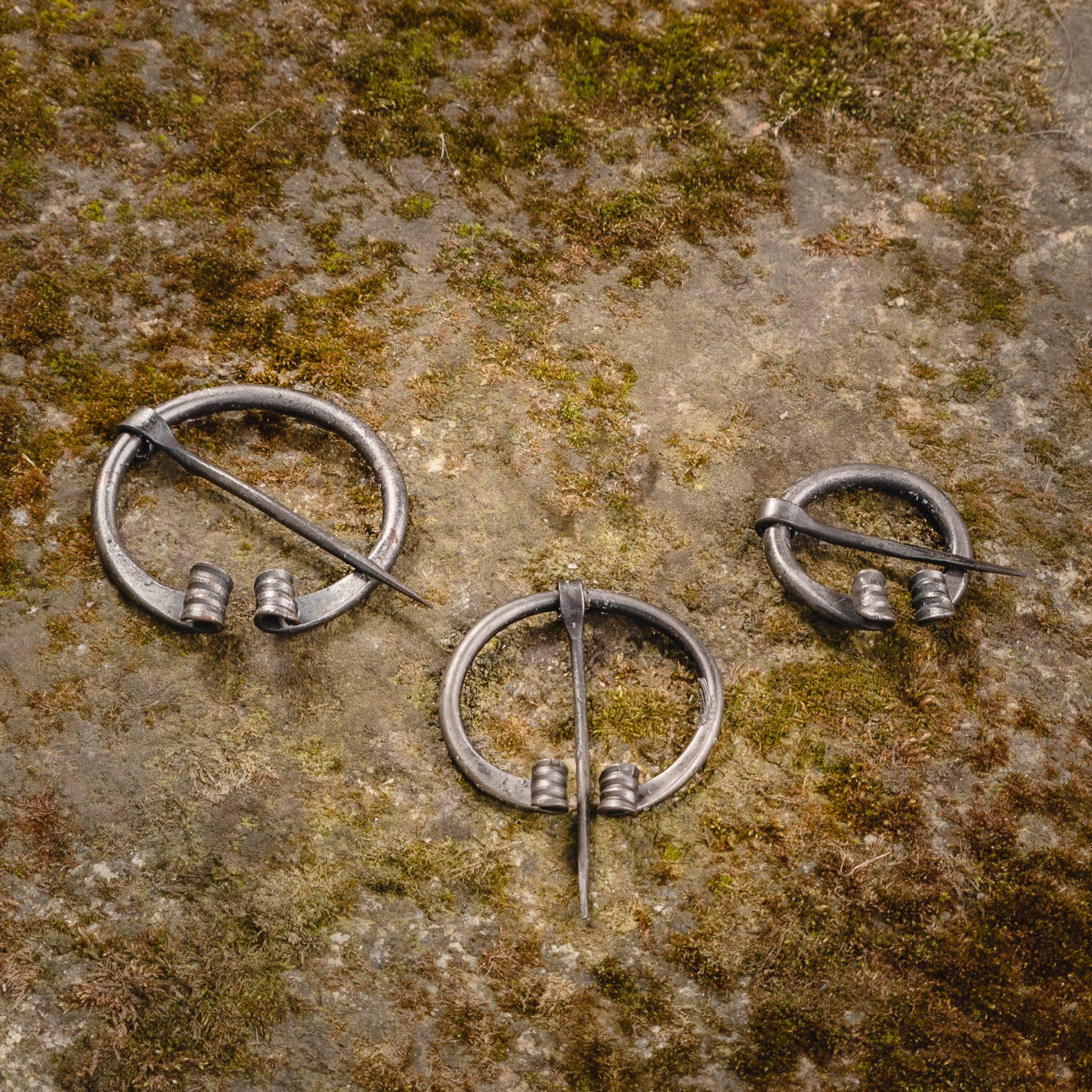 Steel Cloak Pin – Fibula (var 2)