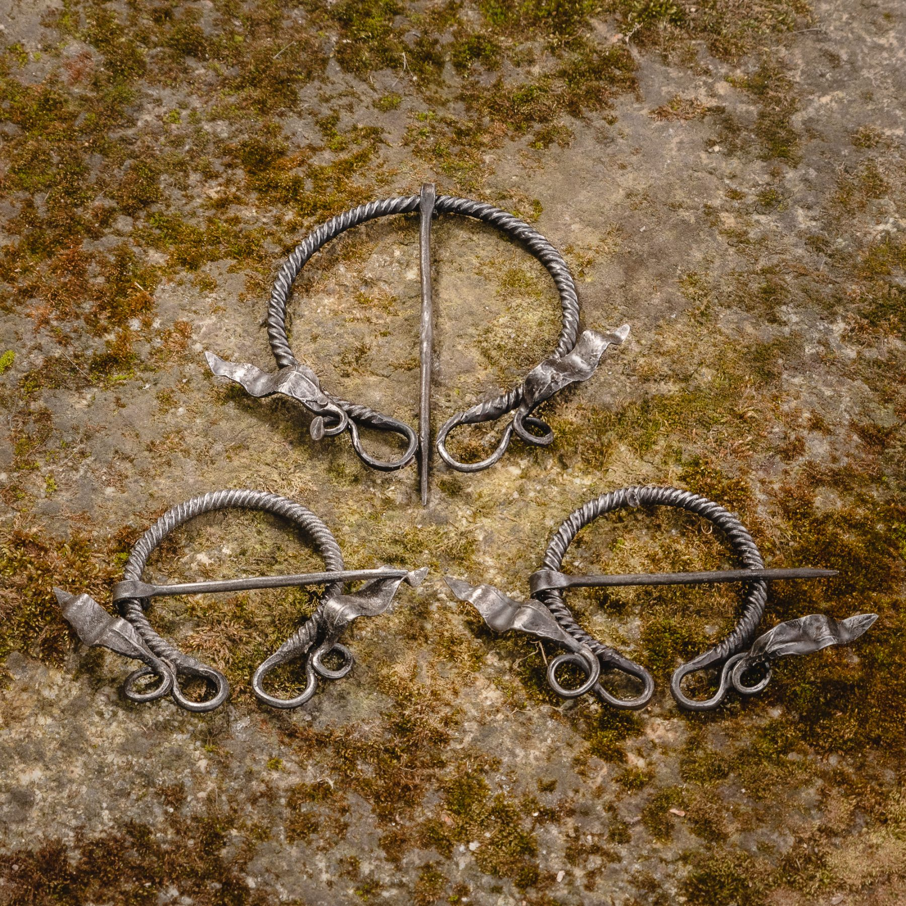 Twisted Metal Cloak Pin (var 4)
