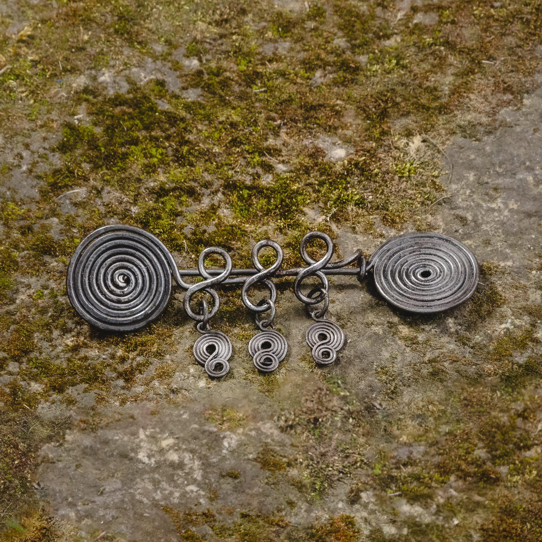 Iron Age Cloak Pin (Fibula) II