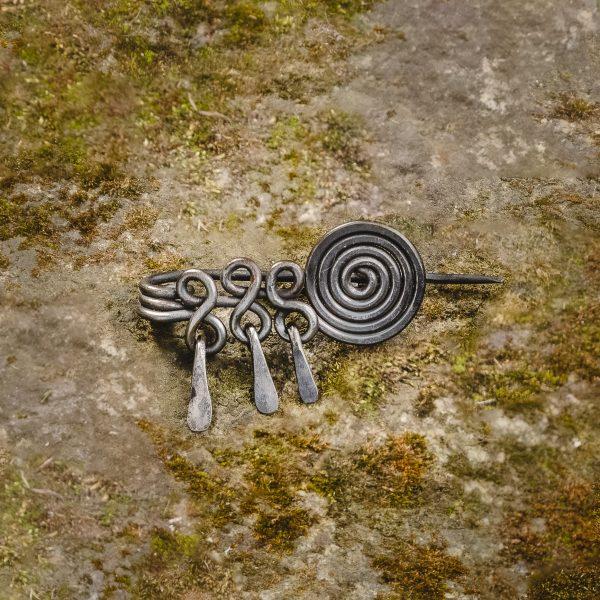 Iron Age Cloak Pin (Fibula) III