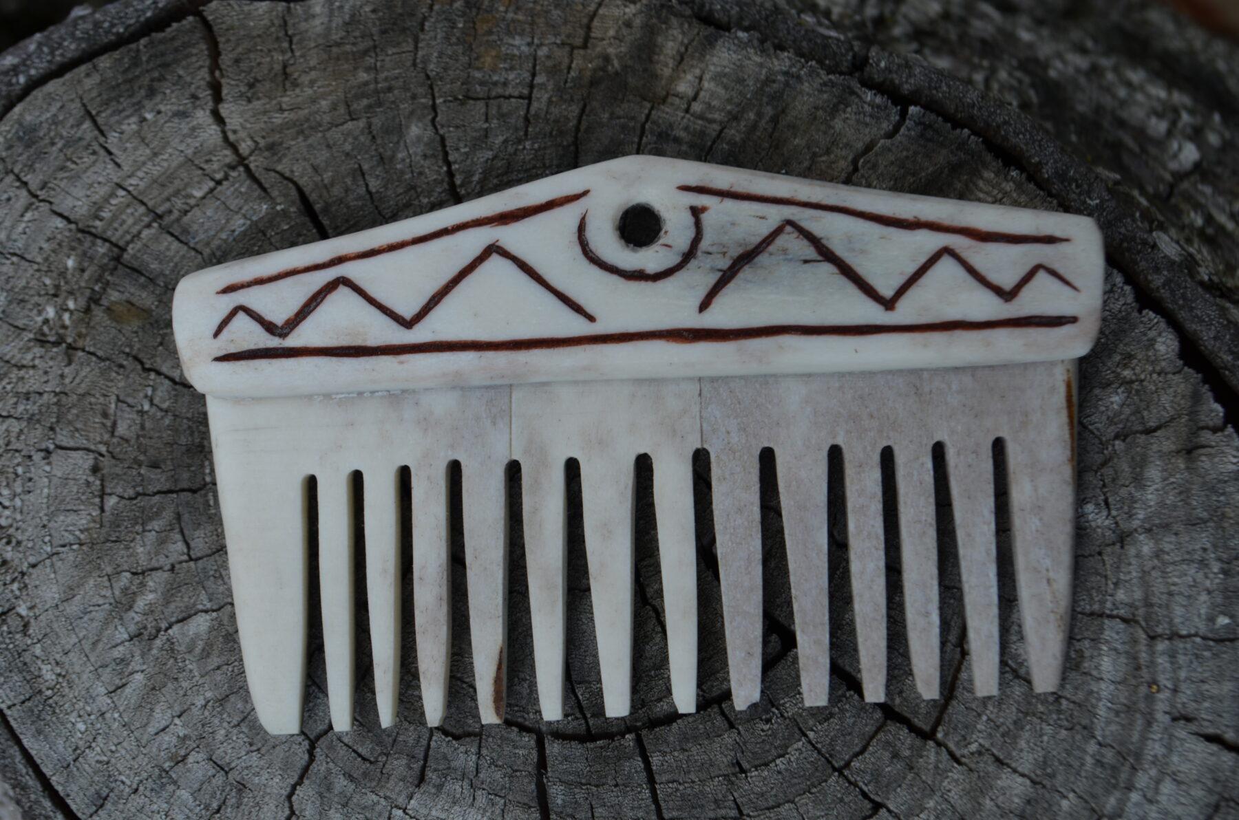 Buckhorn Comb