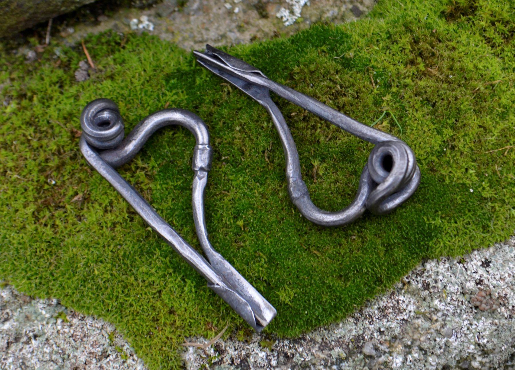 Germanic Cloak Pin, Kostrzewski Type M-a¨