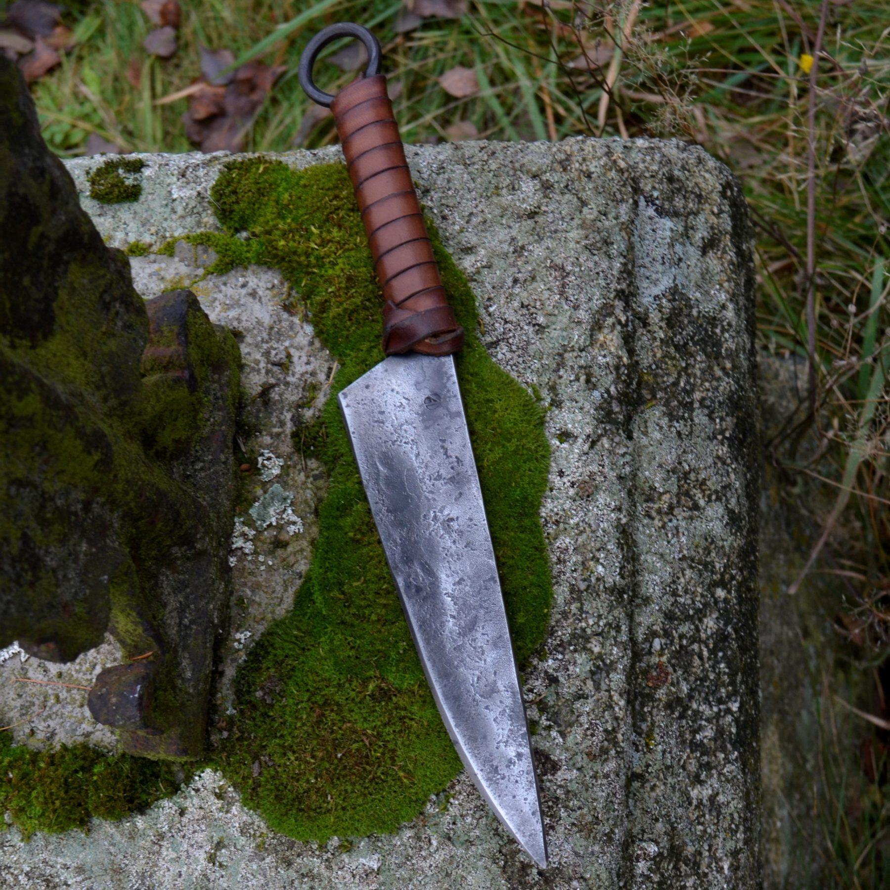 Celtic Knife VII