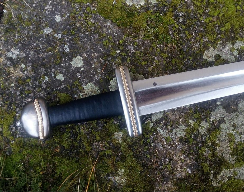 Early Medieval Sword (Archive foto)
