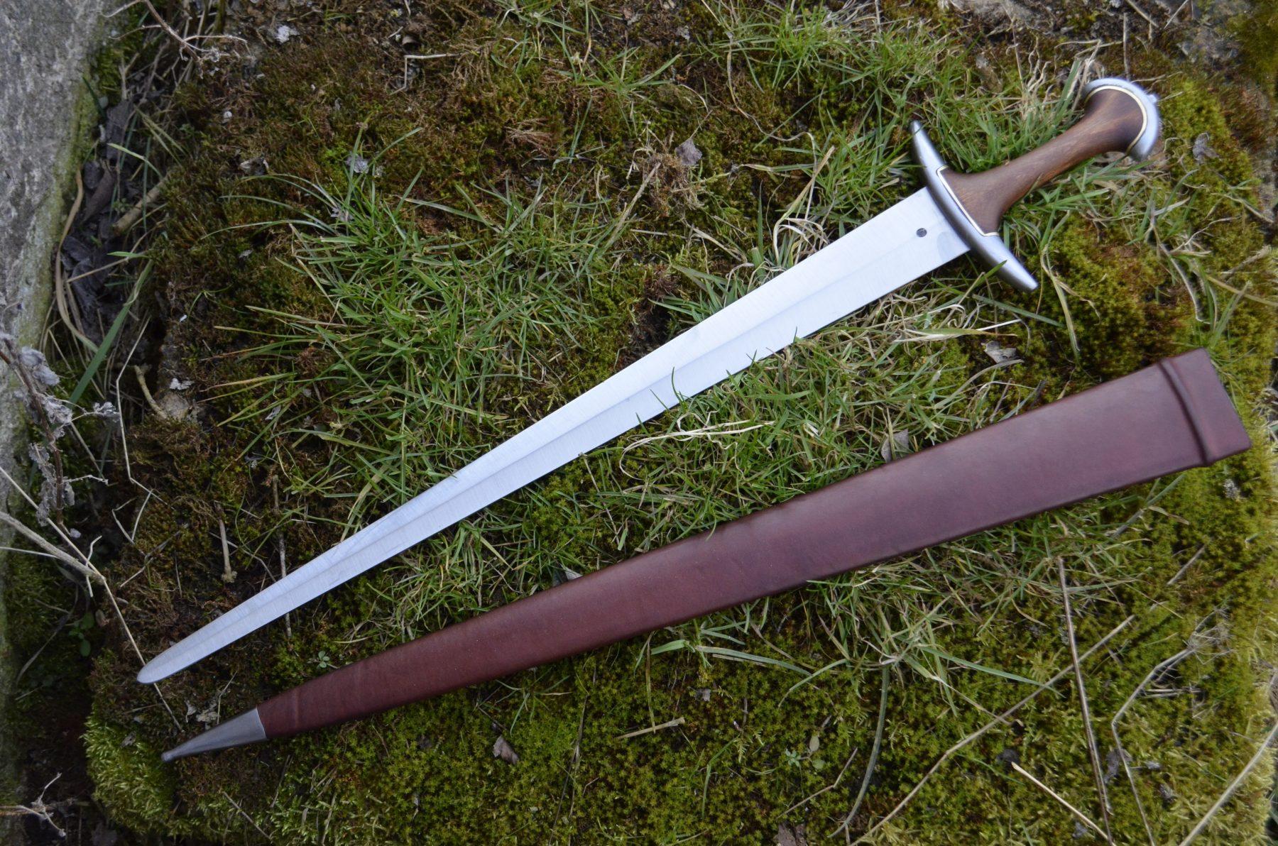 Baselard Swiss Sword