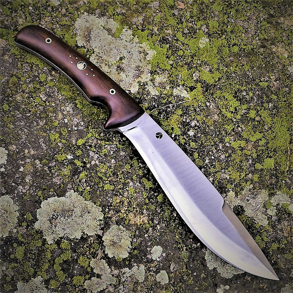 Outdoor Knife II – with Wooden Handle