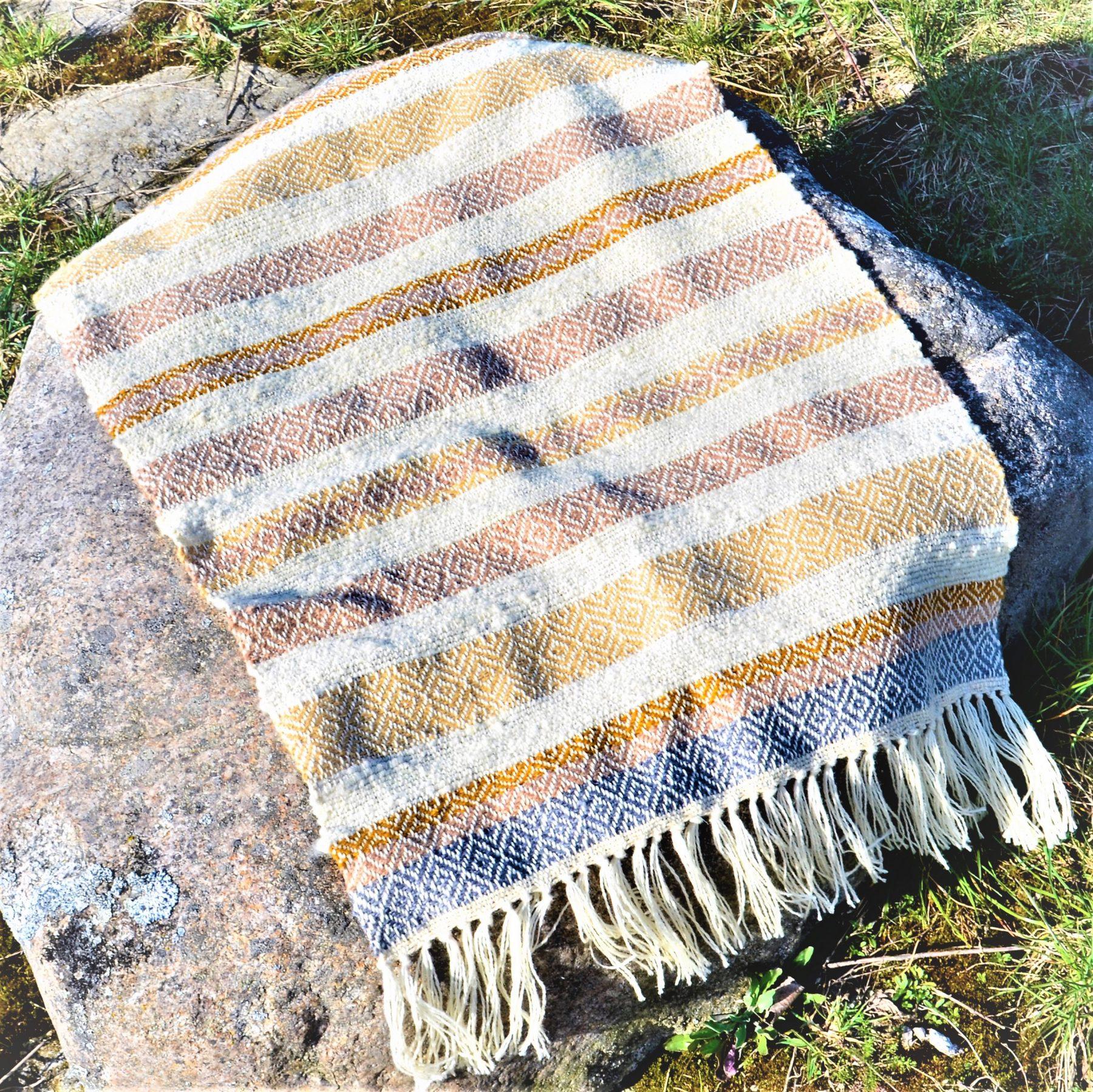 Carpet II – Seheep Wool