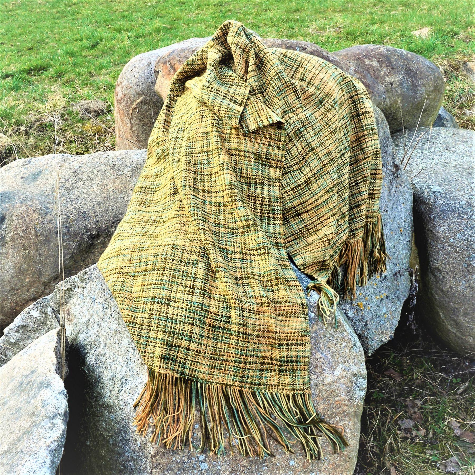 Plaid  – Seheep Wool + Acryl