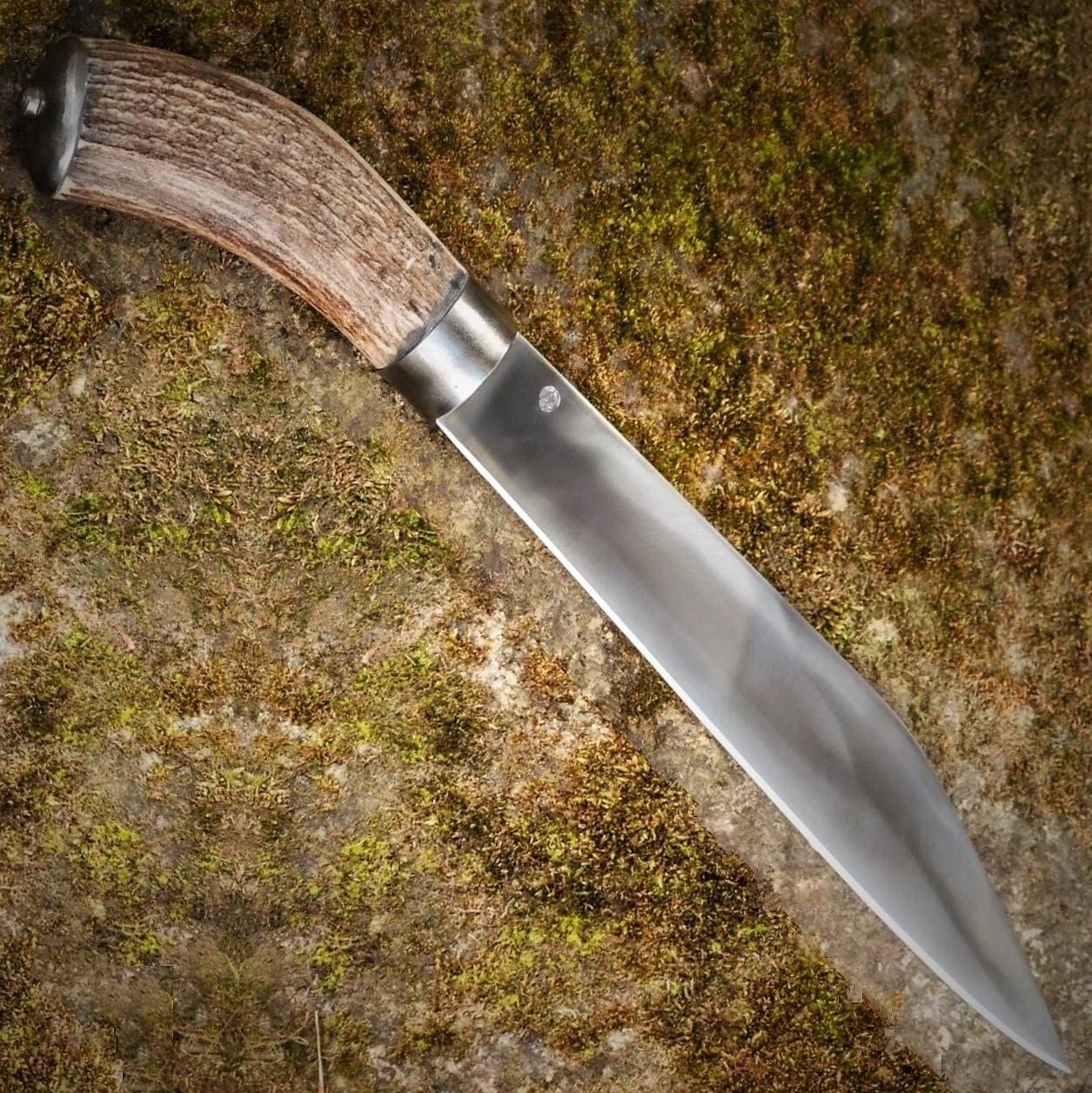 Germanic Angled-Blade Long Knife