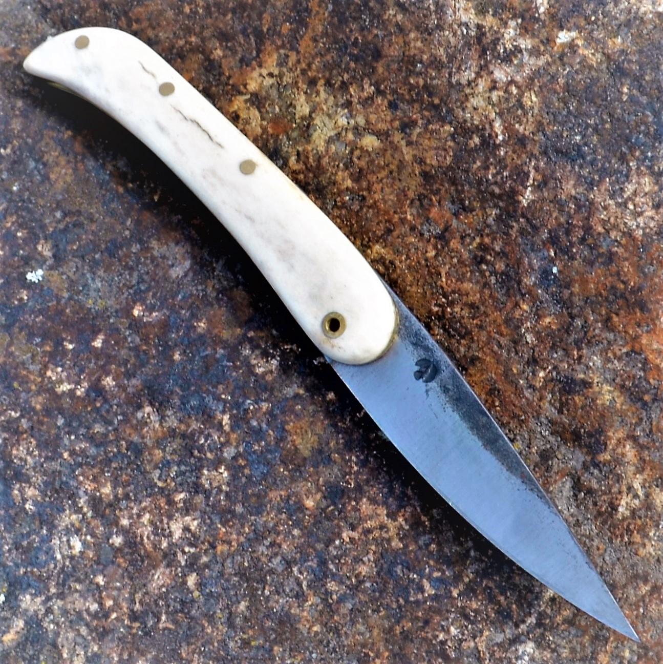Folding Knife II – Buckhorn