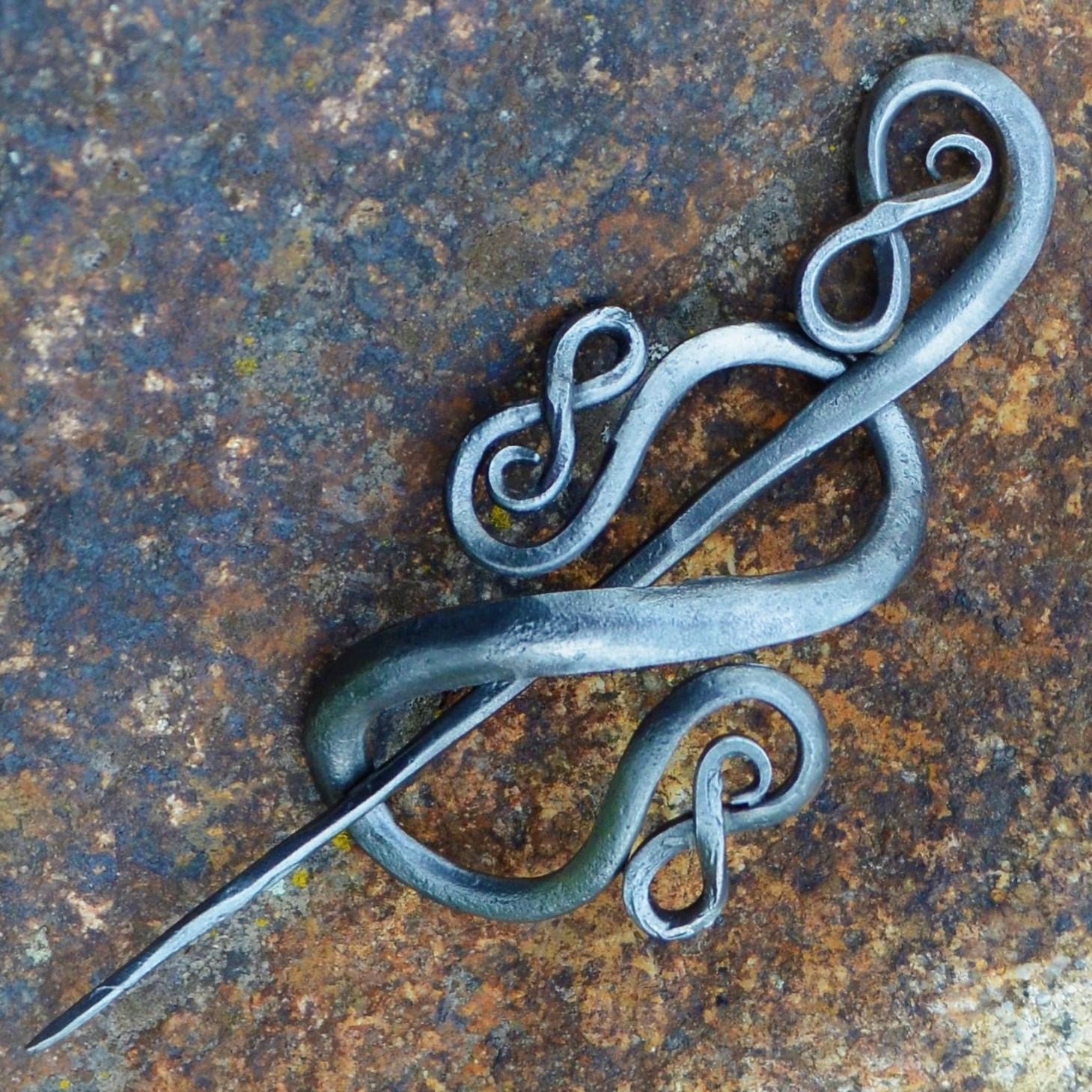 Steel Hair Pin II