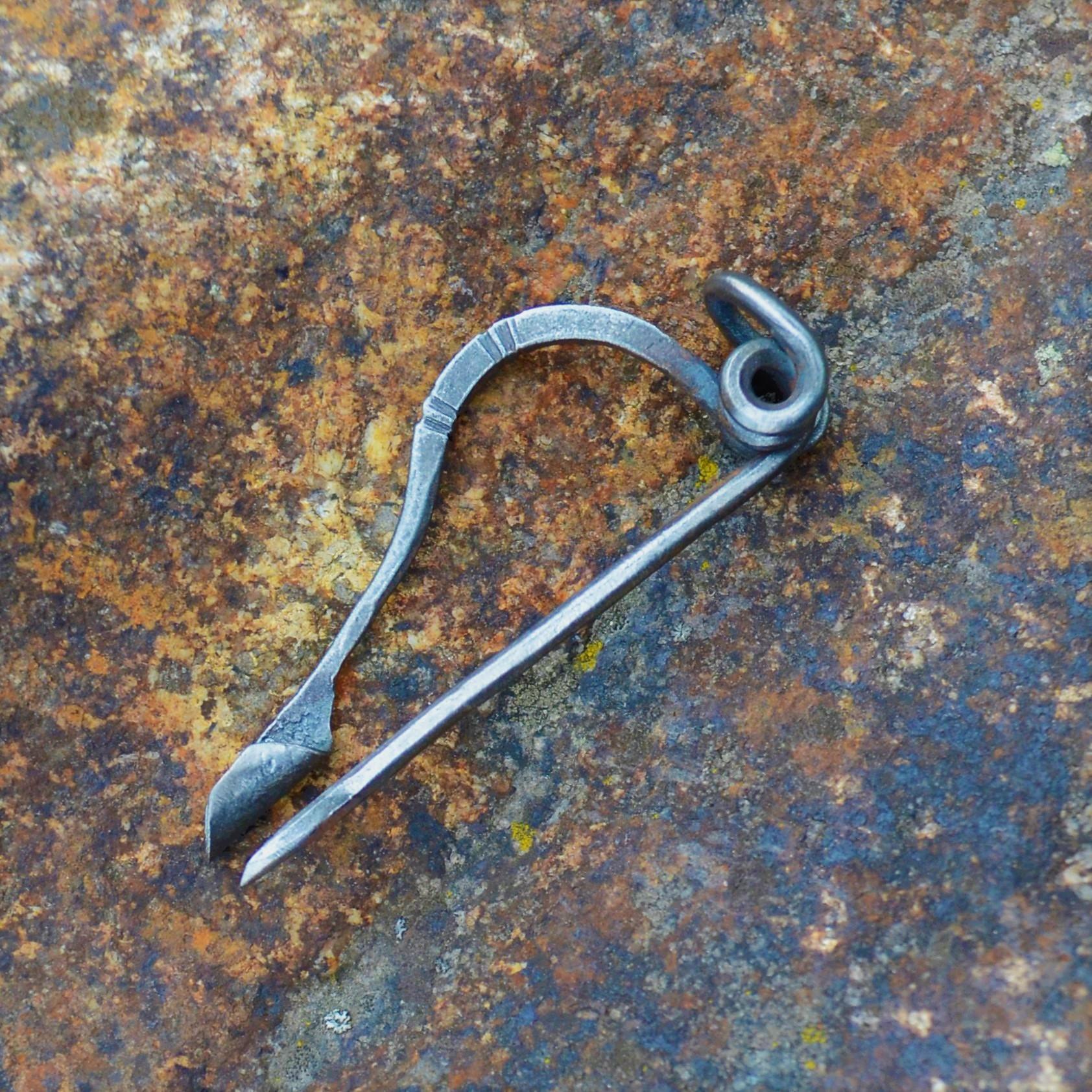 Cloak Pin (Fibula) – Germanic – Kostrzewski Type N