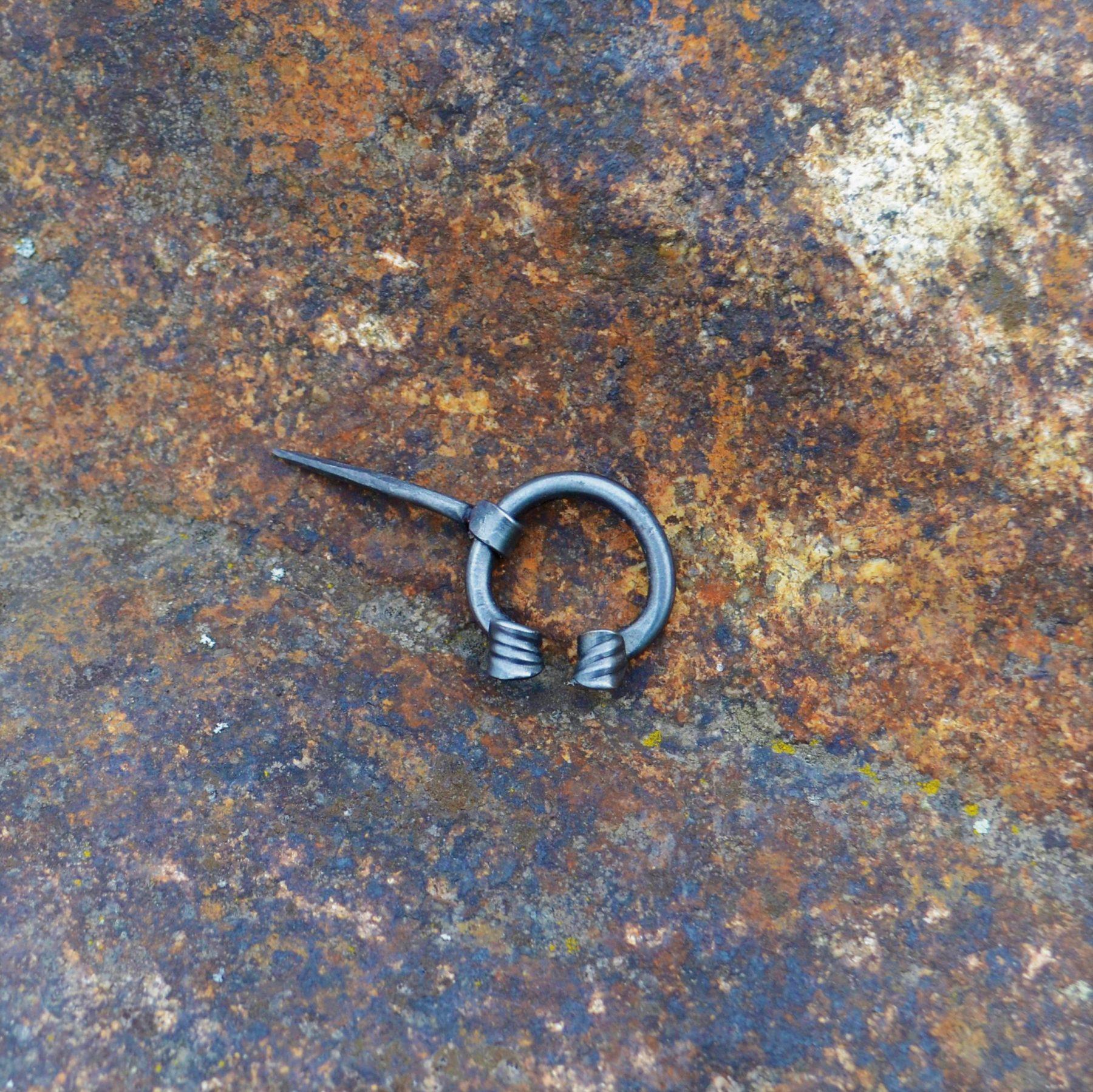 Cloak Pin (Fibula) – Viking I – Simple – Mini