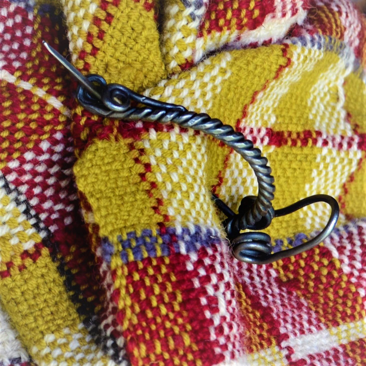 Cloak Pin (Fibula) – Celtic
